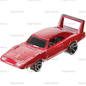 Эксклюзивная коллекционная машинка «Форсаж» Hot Wheels, CKJ49, фото