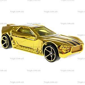 Эксклюзивная золотая машина Hot Wheels, DPN12, фото