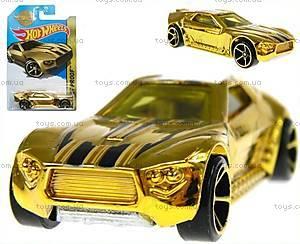 Эксклюзивная золотая машина Hot Wheels, DPN12