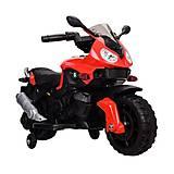 """Электромобиль """"Мотоцикл"""" красный, T-72191 RED"""
