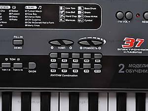 Электро синтезатор, с микрофоном, 0889, отзывы