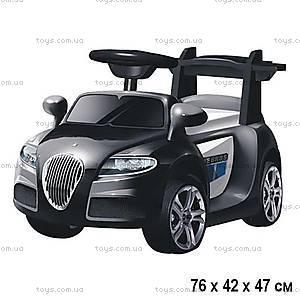 Электроквадроцикл Bugatti, черный, ZPV002-BLACK