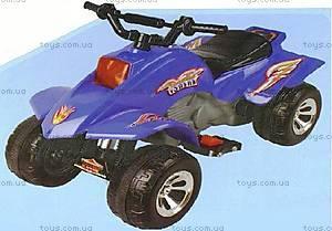 Электроквадроцикл Energy, синий, 6677
