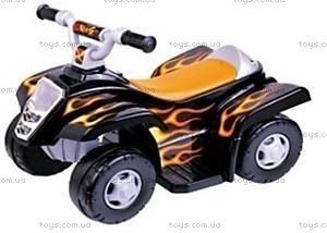 Электроквадроцикл Fire, черный, SC-873-BLACK