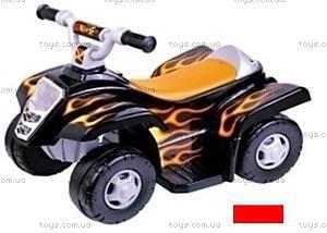 Электроквадроцикл Fire, красный, SC-873-RED
