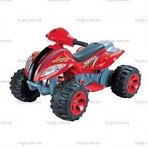 Электроквадроцикл Powerful, красный, 464