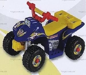 Электроквадроцикл Rally, синий, HJ003-BLUE
