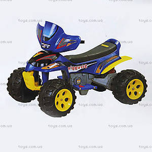Электроквадроцикл Struggle, синий, 462