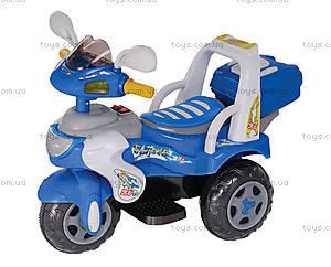 Электроквадроцикл Surprise, сине-белый, 03105 (1618)