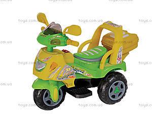 Электроквадроцикл Surprise, зелено-желтый, 03106 (1628)