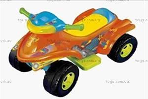 Электроквадроцикл Turbo, оранжевый, SC-892-ORANGE