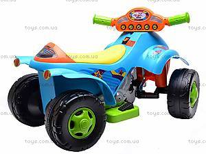 Электроквадроцикл Turbo, синий, SC-892-BLUE, купить