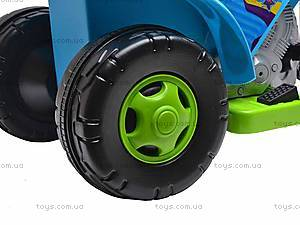Электроквадроцикл Turbo, синий, SC-892-BLUE, игрушки