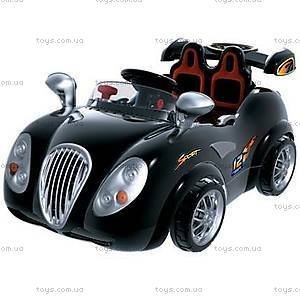 Электромобиль Alfa Romeo черный, 03010352