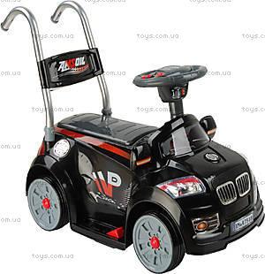 Электромобиль BMW черный, B20B
