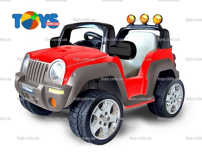 электромобиль tjago cross rover черный #11