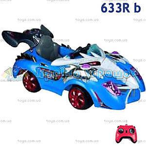 Электромобиль «Джекки» синий, 633R