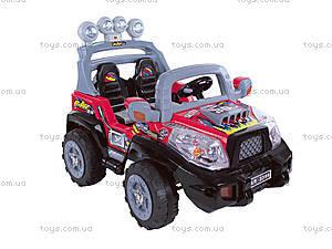 Электромобиль «Джип», двухместный с р/у, 03010108 KP (