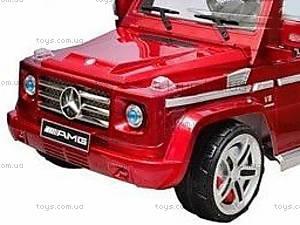 Электромобиль Джип Mercedes-Benz AMG, G55, фото