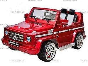 Электромобиль Джип Mercedes-Benz AMG, G55