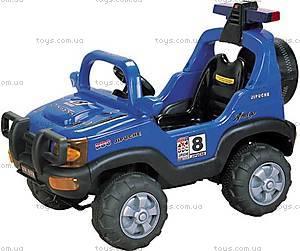 Электромобиль «Джип» синий , FB958 СИН