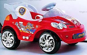 Электромобиль Enjoy красный, 03010103