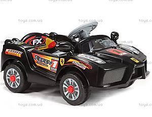 Электромобиль Ferrari, черный, JE009 ЧЕР