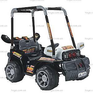 Электромобиль Force с рамой, черный, JJ013B