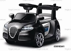 Электромобиль Jaguar черный, 03010341