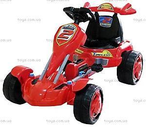 Электромобиль Kart racing, красный , FS799-RED