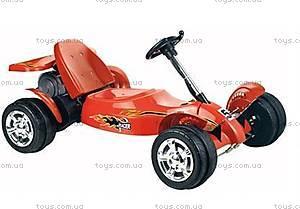 Электромобиль-картинг Racer, красный, KL81A(RX81A)-