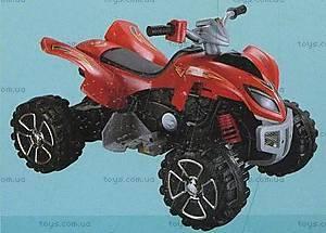 Электромобиль «Квадроцикл», KL108-RED