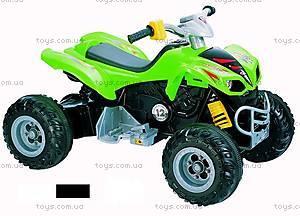Электромобиль-квадроцикл, салатовый, KL789-BLACK