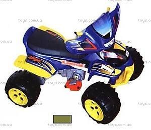 Электромобиль «Квадроцикл», салатовый, YQ505-GREEN