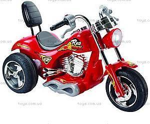Электромобиль «Мотоцикл», красный, ZP5008-RED