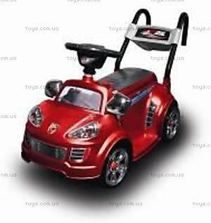 Электромобиль Porsche, красный, 597