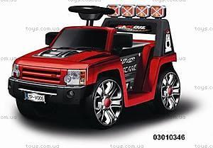 Электромобиль Range Rover красный, 03010346