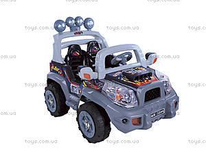 Электромобиль Rav, серый, 03010107