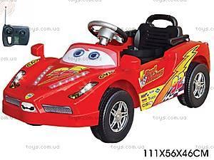 Электромобиль Real Riders, красный, 99816F