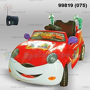 Электромобиль Roadster красный , 99819 (075)