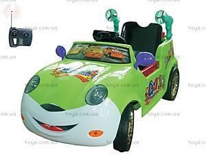 Электромобиль Roadster зелёный, 99819 (077)