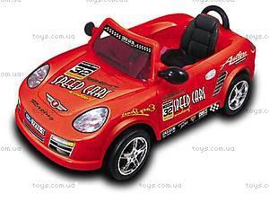 Электромобиль Speed Cars красный, 6004