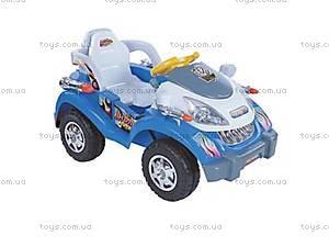 Электромобиль Sport синий, 03010114