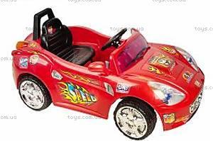 Электромобиль-спорткар для детей, р/у, C-001