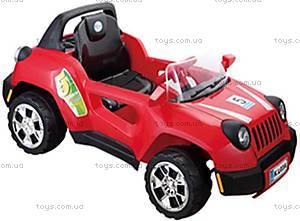 Электромобиль «Спорткар», красный, KL03A-RED