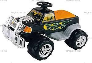 Электромобиль Turbo, черный, SC-891-BLACK