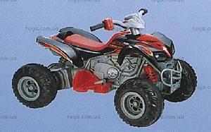 Электромобиль в форме квадроцикла, KL789-RED