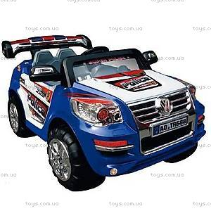 Электромобиль Volkswagen, синий, JJ014 СИН