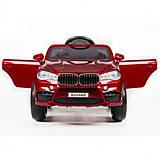 Электромобиль BMW Красный на Bluetooth 2.4G РУ, FL1538, купить