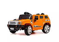 Электромобиль Hummer Оранжевый на Bluetooth 2.4G РУ, FL1658, Украина